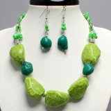 Chunky short necklace- $37